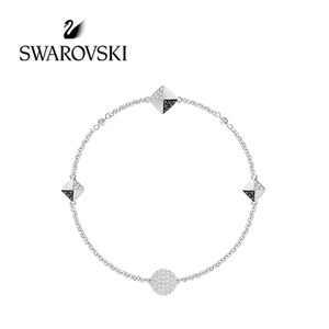 [SWAROVSKI] 스와로브스키 팔찌 Remix Collection Black and White 5354760
