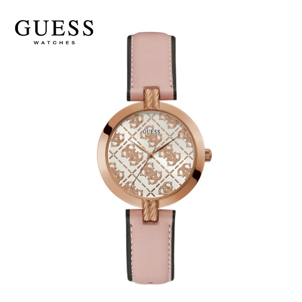 [GUESS] 게스 여성가죽시계 G Luxe GW0027L2