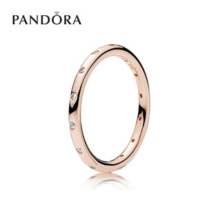 [PANDORA] 판도라 반지 Simple Sparkling Ring 180945CZ