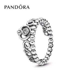 [PANDORA] 판도라 반지 My Princess Crown Ring 190880CZ