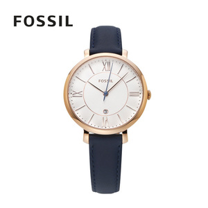 [FOSSIL] 파슬 여성가죽시계 Jacqueline ES3843