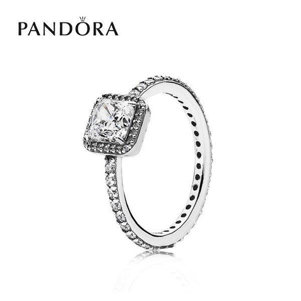 [PANDORA] 판도라 반지 Timeless Elegance Ring 190947CZ